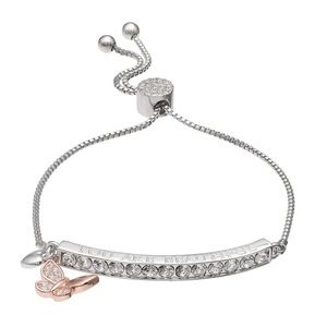 "🦢Brilliance ""You Are Beautiful"" Bar Bracelet"